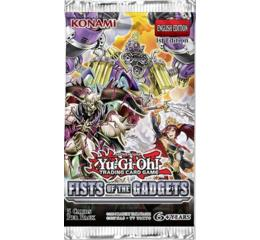 Fist of the Gadgets Booster