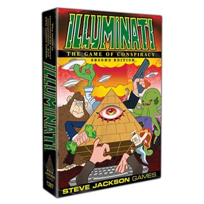Illuminati: Deluxe Edition, 2nd Edition