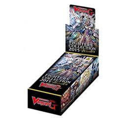 Fighter's Collection Winter 2015 Booster Display