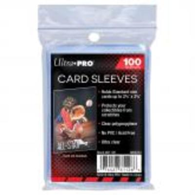 Card Soft Sleeves