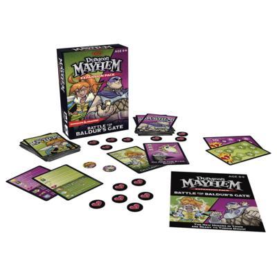 Dungeon Mayhem:Battle for Baldur's Gate