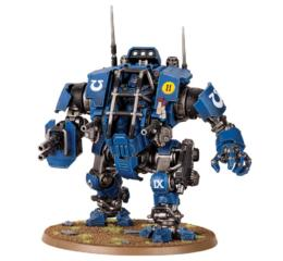 Space Marines Primaris Invictor Tactical Warsuit