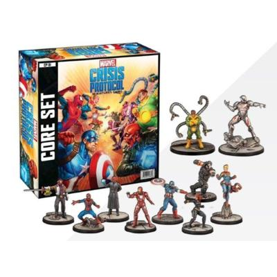 Marvel Crisis Protocol Core Box