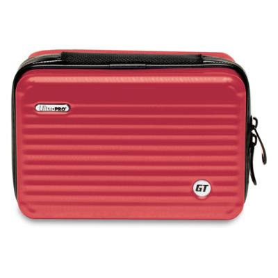 Luggage Red Deck Box