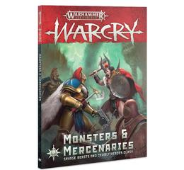 Warcry:Monsters & Mercenaries