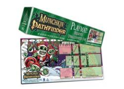 Munchkin Pathfinder Playmat Presents Unaccounted For