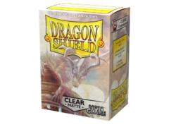 Dragon Shield Non-Glare Matte Clear Sleeves