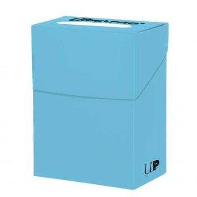 Light Blue Solid Deckbox
