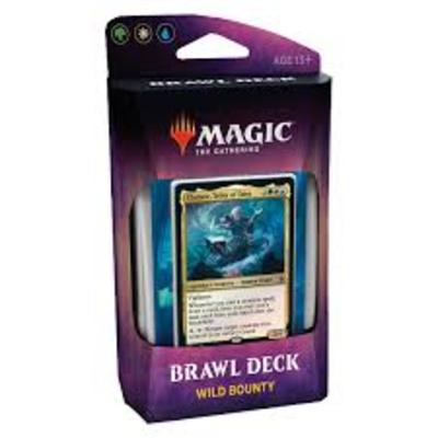 Throne of Eldraine Brawl Deck Wild Bounty