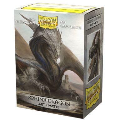 Dragon Shield Matte Sphinx Dragon Sleeves