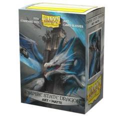 Dragon Shield Matte State Dragon Sleeves