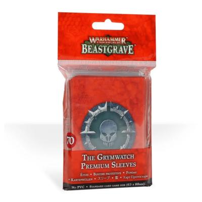 The Grywatch Premium Sleeves