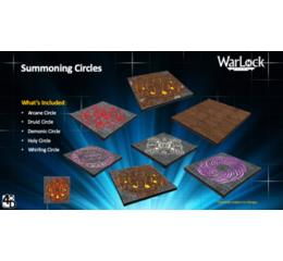 Warlock Tiles: The Summoning Circles