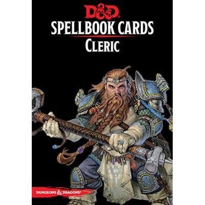 DD5: Spellbook Cleric Deck