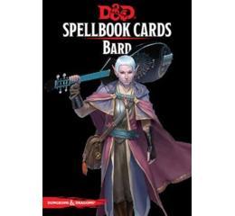 DD5: Spellbook Bard Deck