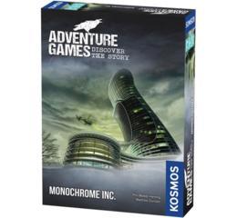 Adventure Games:Monochrome Inc