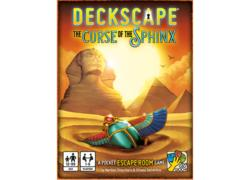 Deckscape:The curse of Sphinx