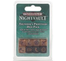 Warhammer Underworlds: Thundrik's Profiteers Dice Pack