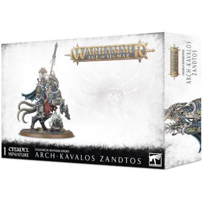 Arch-Kavalos Zandtos Dark Lance Of Ossia