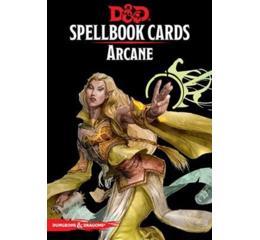 DD5: Spellbook Arcane Deck