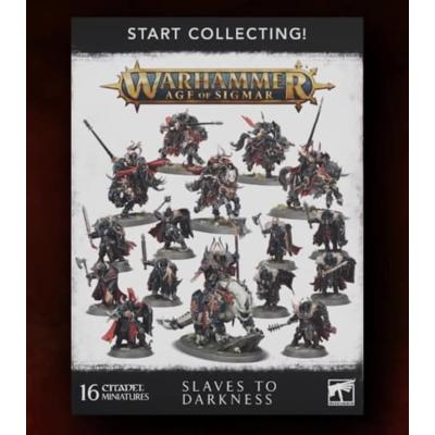 Start Collecting!Slaves to Darkness