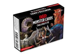 Monster Cards 6-16