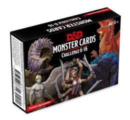 Monster Cards 6-16