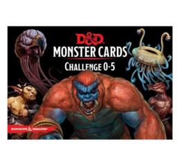 Monster Cards 0-5
