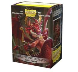 Dragon Shield Valentines Day Matte Art Sleeve