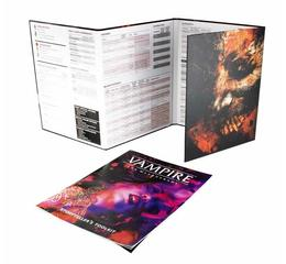 Vampire: The Masquerade Storyteller Screen 5th Edition