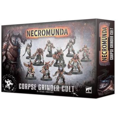 Necromunda: Corpse Grinder Cult