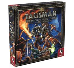Talisman-The Dungeon Expansion