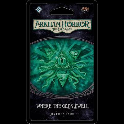 Arkham Horror LCG: Where the Gods Dwell