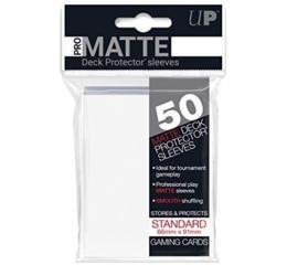 Pro-Matte White Deck Protectors
