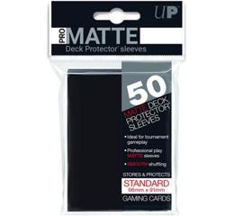 Pro Matte Black Deck Protectors