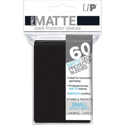 Small Pro Matte Black Deck Protectors