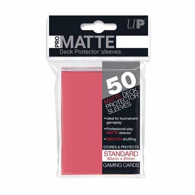 Pro Matte Fuchsia Deck Protectors