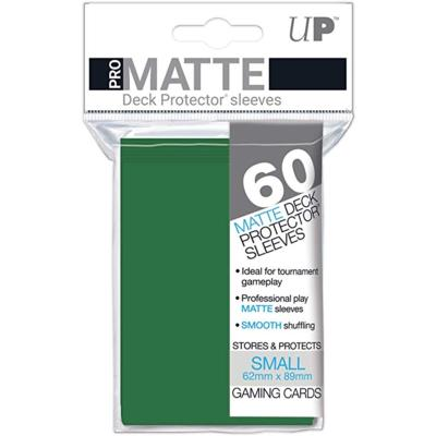 Green Pro Matte Small Deck Protectors