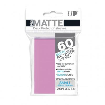 Pink Pro Matte Small Deck Protectors