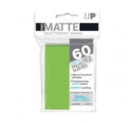 Lime Green Pro Matte Small Deck Protectors