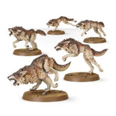 Space Wolfs Fenrisian Wolfs