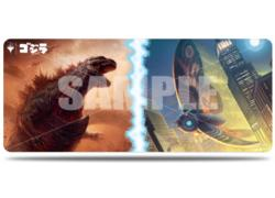 Magic Ikoria Godzilla & Mothra 6ft Table Playmat