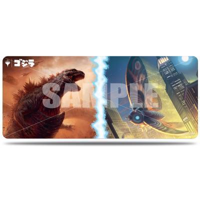 Magic Ikoria Godzilla & Mothra 6ft Table Playmat