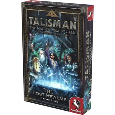 Talisman:The Lost Realms Expansion