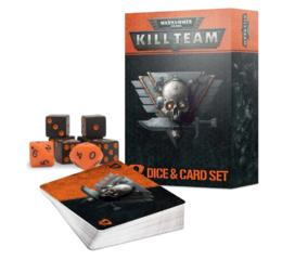 Kill Team: Dice & Card Set