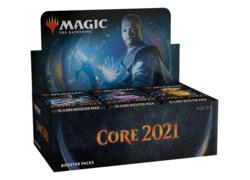 Core Set 2021 Booster Display