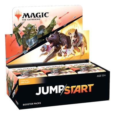 Jumpstart Booster Display