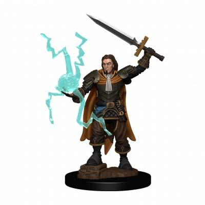 Pathfinder - Human Cleric Male