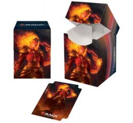 Magic M21 Chandra 100+ Deck Box