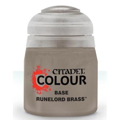 Base: Runelord Brass
